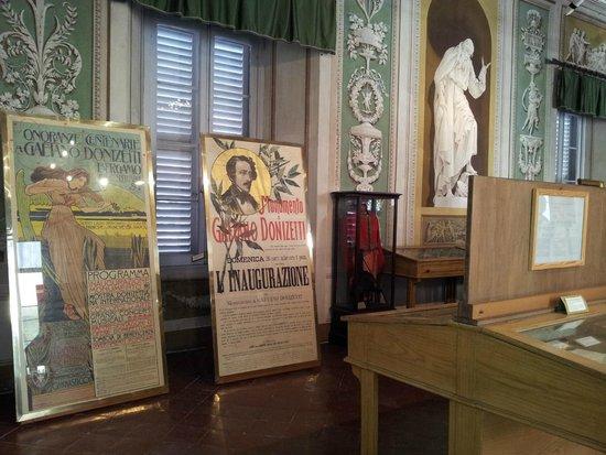 Museo Donizettiano: Alcune locandine famose
