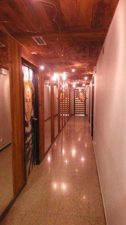 Lisbon Short Stay Apartments Baixa: Couloir
