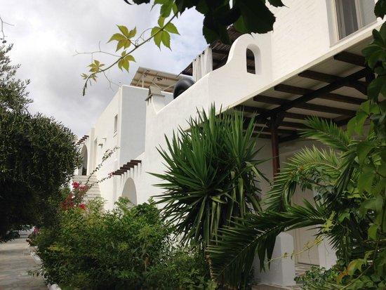 Marili Apartments: la casa