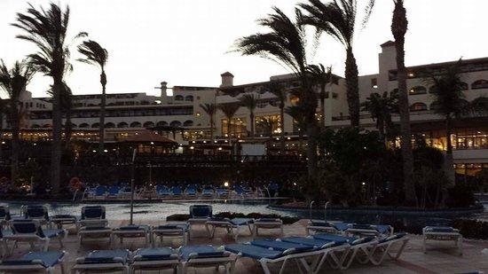 Occidental Jandia Mar : Teren hotelu