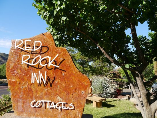Red Rock Inn Bed and Breakfast Cottages: red rock inn