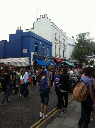 Portobello Road Market: Portobello♥️