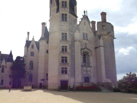 Chateau de Montreuil-Bellay: Château de Montreuil Bellay