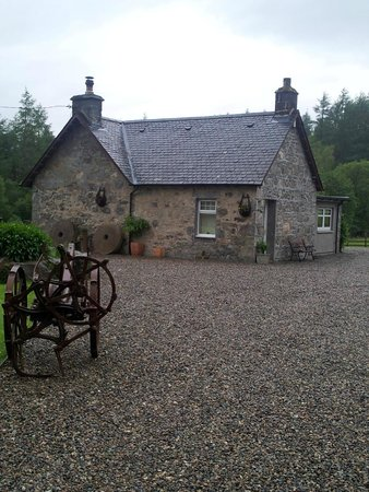 Ardgarry Farm: Cottage we stayed at