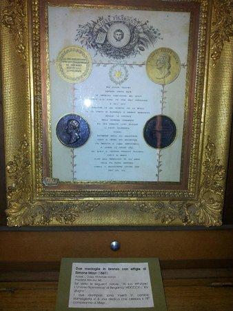 Museo Donizettiano: Medaglie onorificenza