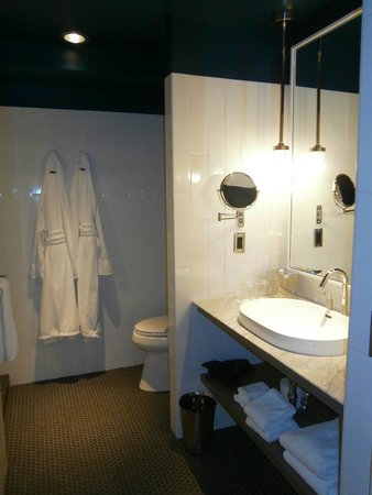 Thompson Chicago, a Thompson Hotel: Bathroom