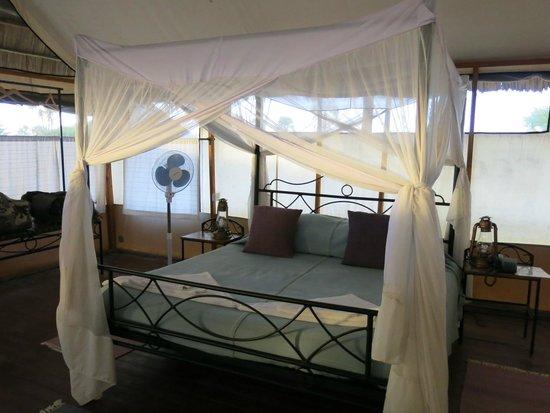 Maramboi Tented Camp : Belle tente