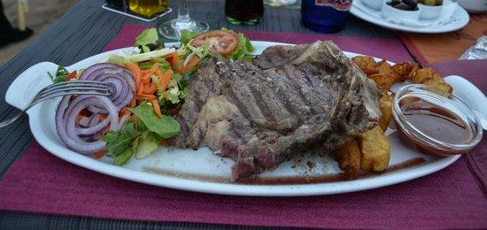 La Fragua: Köstlich