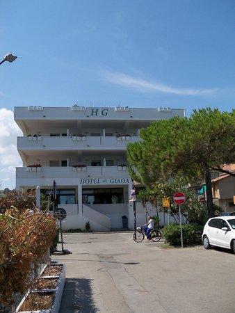 Hotel Giada: FRONTE HOTEL