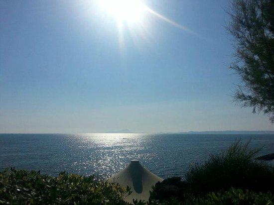 Vista panoramica sulla piscina foto di torre bassano - Piscina torre del greco ...