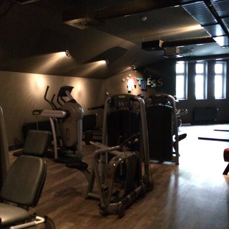 pentahotel Prague: Gym