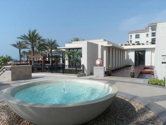 The St. Regis Saadiyat Island Resort: Sontaya Restaurant