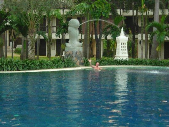 Mida Hotel Don Mueang Airport Bangkok : Много зелени