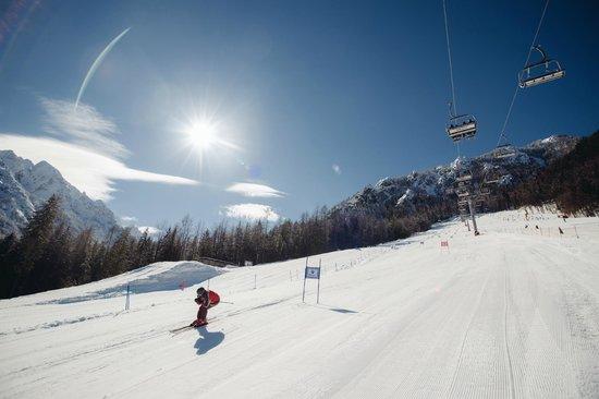 Snow park Kranjska Gora