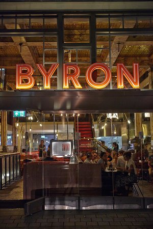 Byron Strand