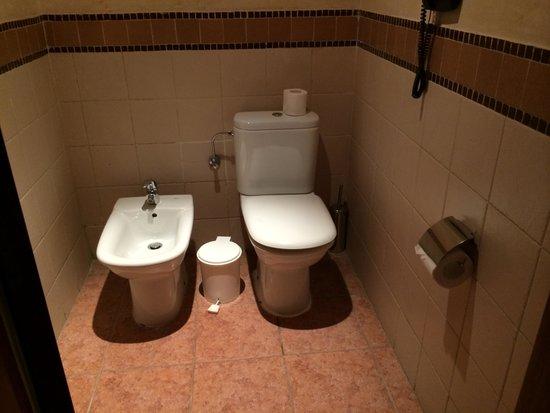Ryad Mogador Menara : Toilettes