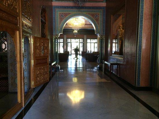 Ryad Mogador Menara : Couloir de l'hôtel