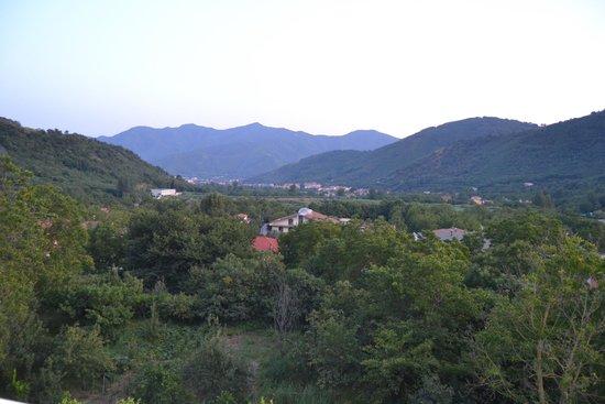 Vea Resort Hotel: Panorama dalla camera