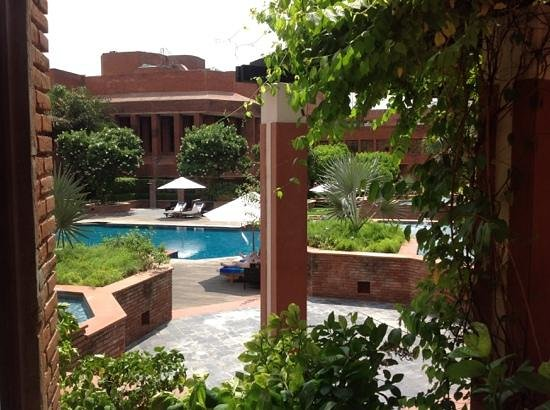 ITC Mughal, Agra: the view from room