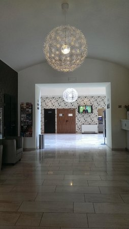 Designhotel Elephant Prague: lobby