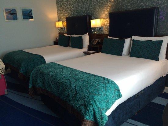 Crowne Plaza Dublin - Blanchardstown: Twin Bedroom