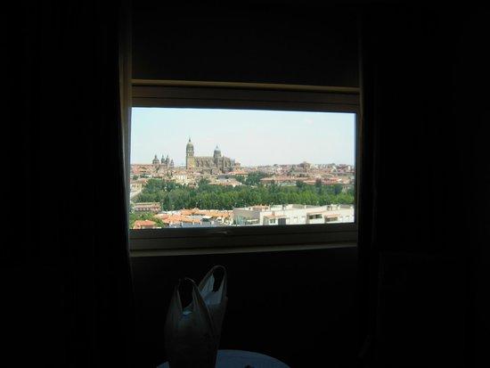 Parador de Salamanca: El lienzo