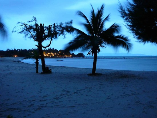 Laemson 1 Bungalow: beachside