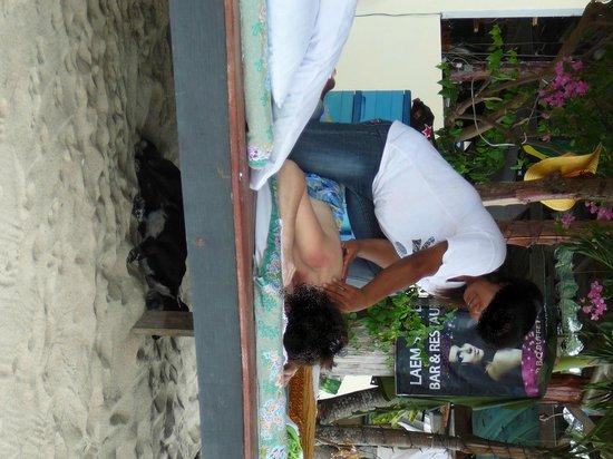 Laemson 1 Bungalow: massage near hotel