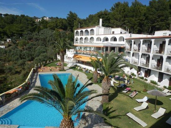 Hotel Punta Club: panorama dalla camera