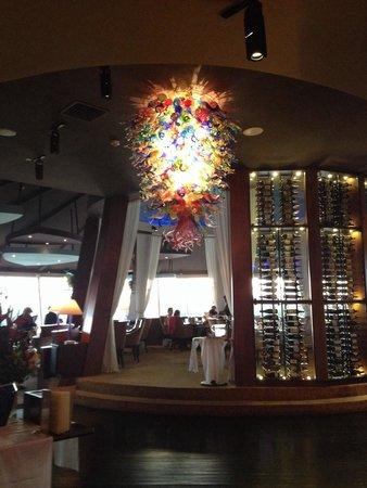 Windows on Aruba Restaurant: Lovely decor