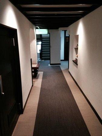 Ryokan Asunaro: corridoio