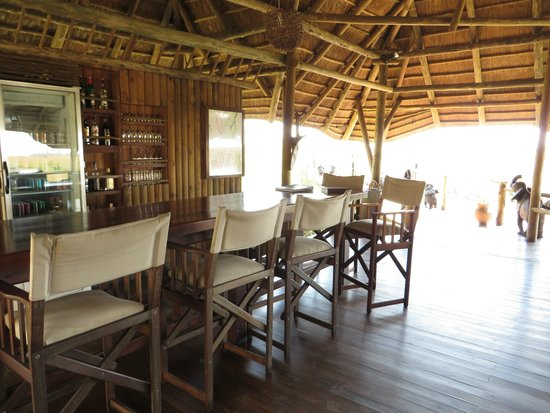 Lebala Camp - Kwando Safaris: Bar