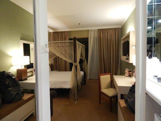 Corus Hotel Kuala Lumpur : Room 2nd floor