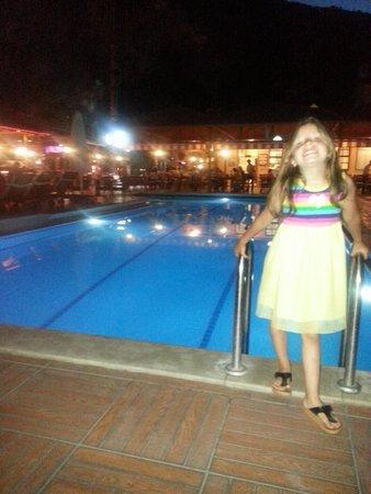 Hotel Oludeniz: otel gece