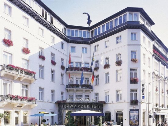 Photo of Radisson Blu Schwarzer Bock Hotel Wiesbaden