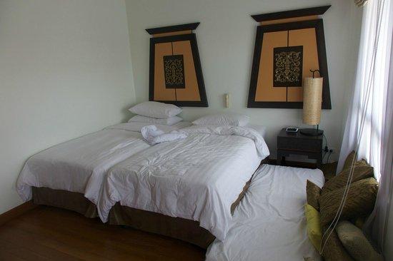 Angsana Villas Resort Phuket: Thoughtful setting for my 2 young kids