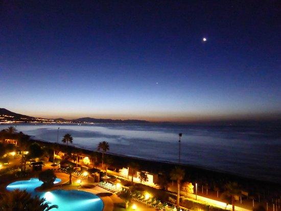 Hotel IPV Palace & Spa: Amaneciendo desde la habitación