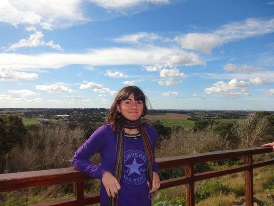 Sierra de los Padres, Argentina: Vista panoramica