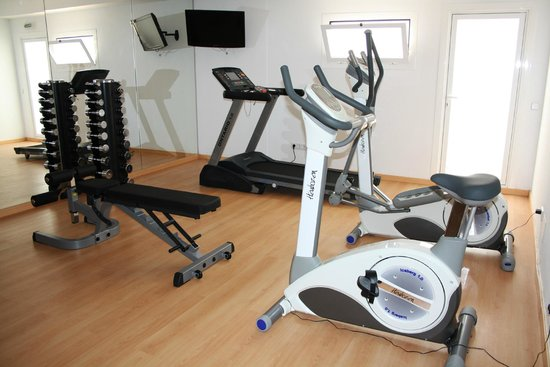 Hotel D'Or: Nuestro gimnasio / Our gym