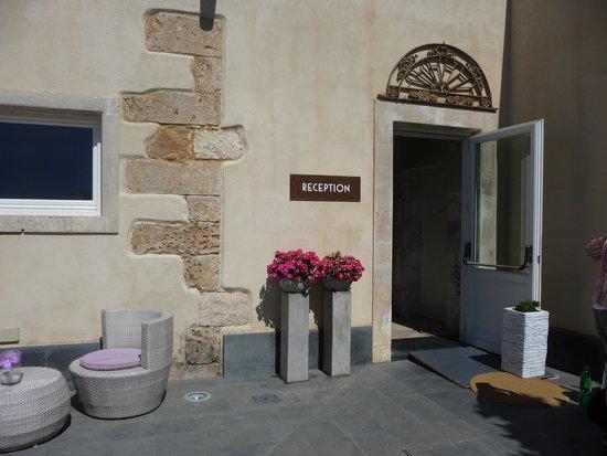 Hotel Borgo Pantano: De receptie