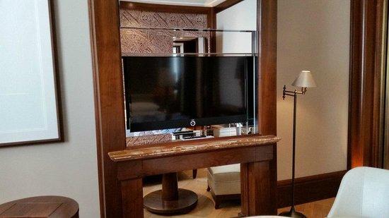Park Hyatt Vienna: Elegantes Versteck für den TV