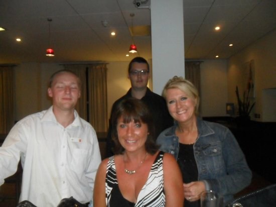 Ibis York Centre: The very warm and friendly staff