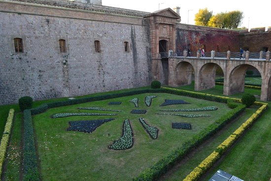 Montjuic Castle: Castillo de Montjuic