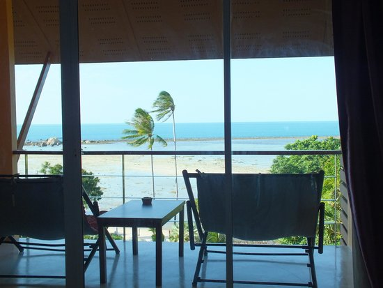 Palm Coco Mantra: View from our bed