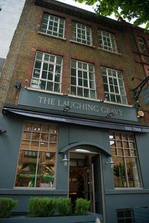 Laughing Gravy Bar & Restaurant: The Laughing Gravy, Blackfriars Street