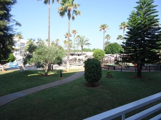 Protur Vista Badia Aparthotel: view from room 45