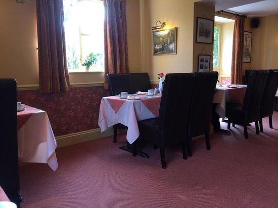 Gordons Hotel: Breakfast