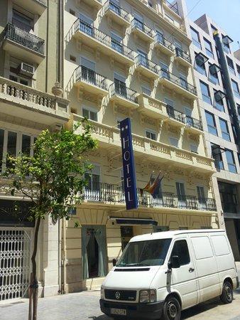 Casual Valencia del Cine : Hotel