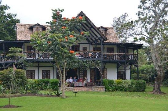 Twiga Lodge: The Lodge