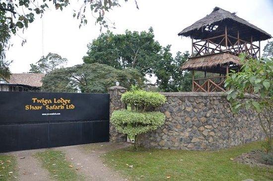 Twiga Lodge: Watchtower